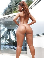 Black women with big asses