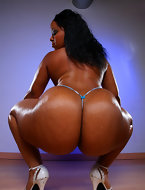 Exclusive big black asses content from encompassing over the world